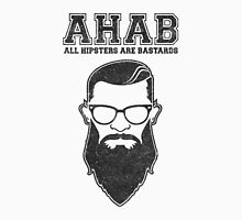 ALL HIPSTERS ARE BASTARDS - Funny (A.C.A.B) Parody  Men's Baseball ¾ T-Shirt