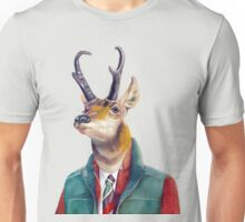 Pronghorn Deer Unisex T-Shirt