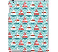 Boat iPad Case/Skin