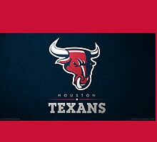 Texans Logo  by Pachy12