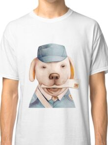 Delivery Dog Classic T-Shirt