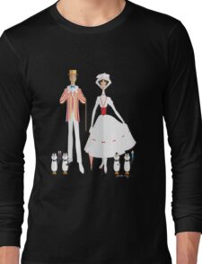 Holiday with Mary Long Sleeve T-Shirt
