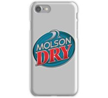 Molson Dry iPhone Case/Skin