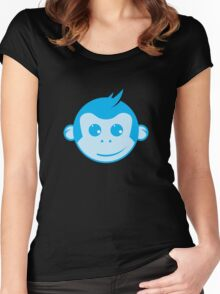 Blue Monkey Women's Fitted Scoop T-Shirt