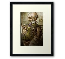 Heart of Darkness Framed Print