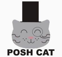 Posh Cat by brokensixteen