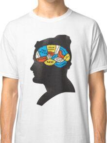 Zissou_Phrenology Classic T-Shirt