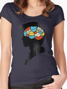 Doctor Phrenology Women's Fitted Scoop T-Shirt