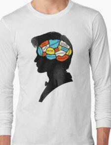 Doctor Phrenology Long Sleeve T-Shirt