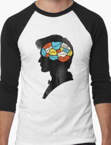 Doctor Phrenology Men's Baseball ¾ T-Shirt