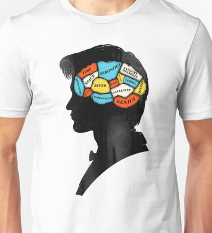 Doctor Phrenology Unisex T-Shirt