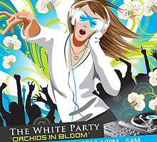 White Party 2013 Offer Nissim original art by omar305