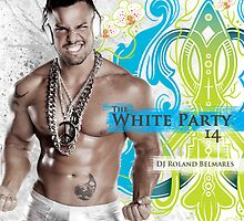 White Party 14 Soundtrack cover art by omar305
