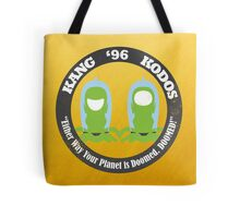 Vote Kang - Kodos '96 Tote Bag
