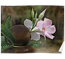Gratitude is the fairest blossom  Poster