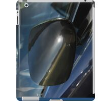 side mirror iPad Case/Skin