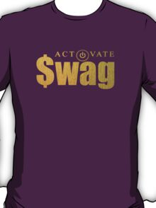 Activate $wag T-Shirt