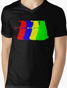 Exterminate The Colour Mens V-Neck T-Shirt