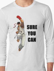 Shoryuken! Long Sleeve T-Shirt