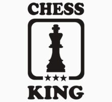 Chess king champion by Designzz