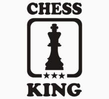 Chess king champion Kids Tee
