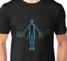 3d human  Unisex T-Shirt