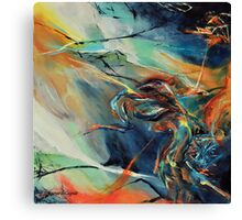 Deroute, featured in Abstract/Surreal Canvas Print
