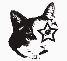 ROCKER CAT Kids Tee