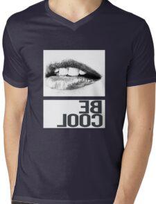 be cool 3  Mens V-Neck T-Shirt