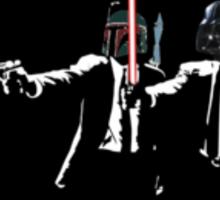 Star Wars Pulp Fiction Sticker
