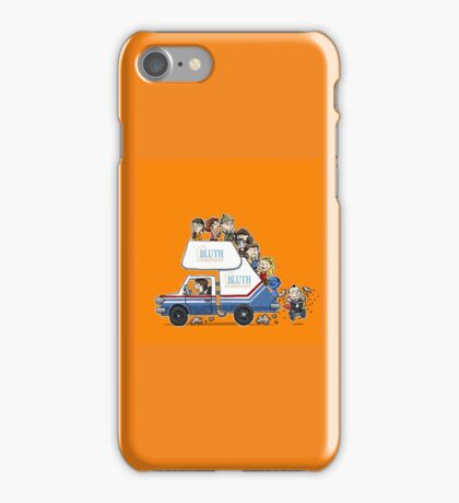 Arrested Development Charlie Brown iPhone Case/Skin