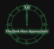The Dark Hour Shirt by LRSwingless85