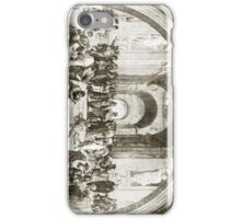 School of Ahtens iPhone Case/Skin