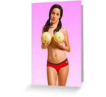 Nice Melons Greeting Card