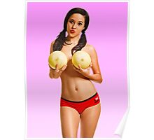 Nice Melons Poster