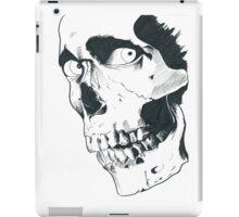 Evil Dead Skull iPad Case/Skin