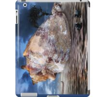 storm tree on shell iPad Case/Skin