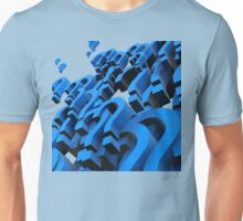 question mark Unisex T-Shirt