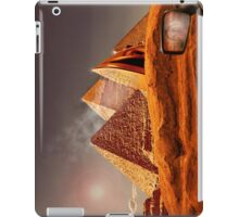the flat iron from gizeh iPad Case/Skin