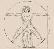 Shy Vitruvian by Coconutman