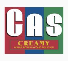 Peanut Butter Flavored Molecules by dauntlessds