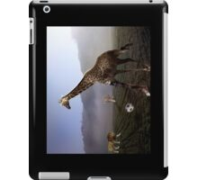 African animal soccer iPad Case/Skin