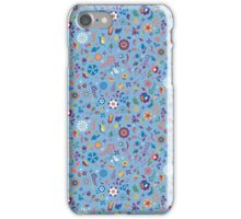 Retro Floral Phone Case iPhone Case/Skin