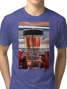 Chrome Engine Tri-blend T-Shirt