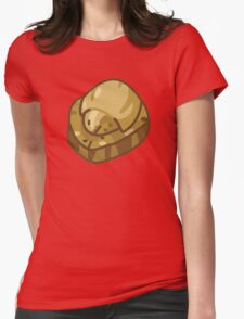 Dome Fossil Womens Fitted T-Shirt