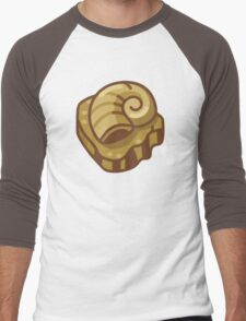 Almighty Helix Fossil Men's Baseball ¾ T-Shirt