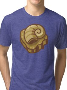 Almighty Helix Fossil Tri-blend T-Shirt