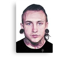 Josh Balz Canvas Print