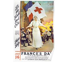 France's Day Poster