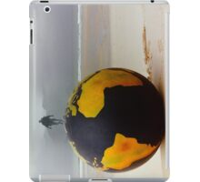 climber of the world iPad Case/Skin